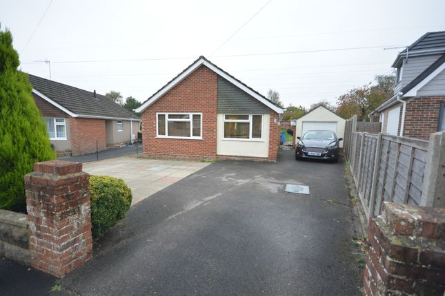 Thumbnail Detached bungalow for sale in Keighley Avenue, Broadstone