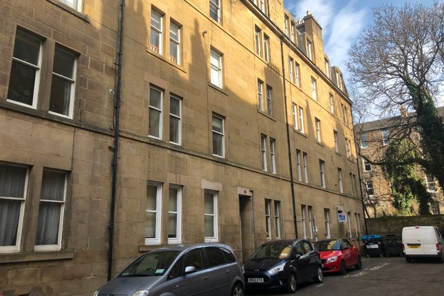 Thumbnail Flat to rent in Buccleuch Terrace, Edinburgh