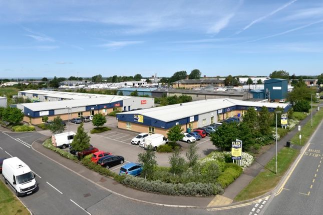 Yarm Industrial Estate, Lingfield Way, Darlington DL1