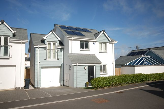 Detached house for sale in Queens Close, Westward Ho, Bideford
