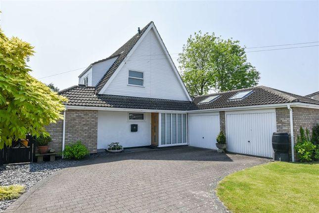 Thumbnail Detached bungalow for sale in Drome Road, Copmanthorpe, York