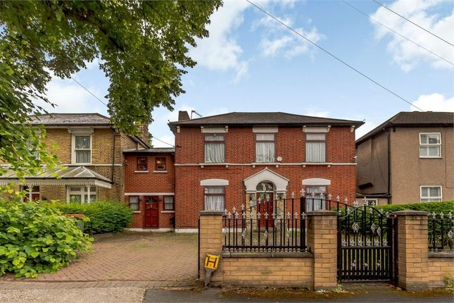Thumbnail Terraced house for sale in Claremont Road, London, London