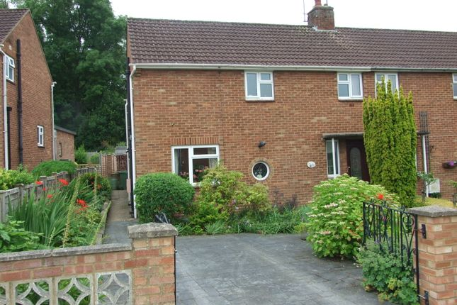 Thumbnail Semi-detached house for sale in Parkway, Woburn Sands