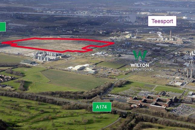 Industrial for sale in Wilton International, Redcar