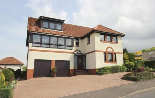 Thumbnail Detached house for sale in Annetyard Road, Skelmorlie, North Ayrshire
