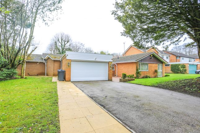 Thumbnail Bungalow for sale in Antringham Gardens, Birmingham