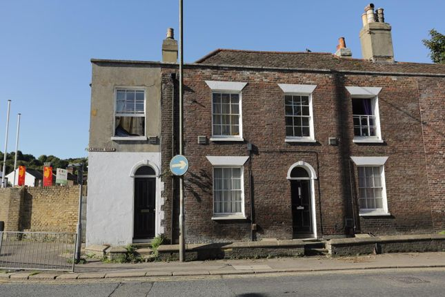 Thumbnail Flat for sale in London Road, Dover