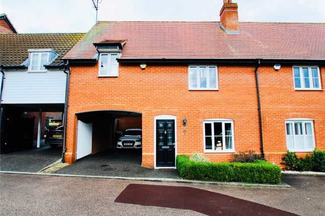 Thumbnail Detached house for sale in Meggy Tye, Springfield, Chelmsford, Essex