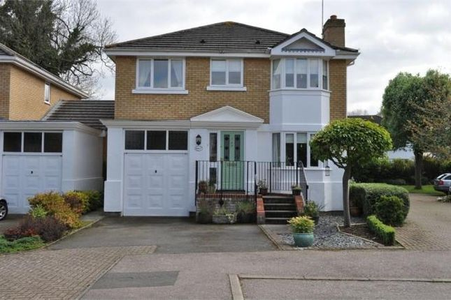 Thumbnail Detached house to rent in Simmons Place, Staines-Upon-Thames