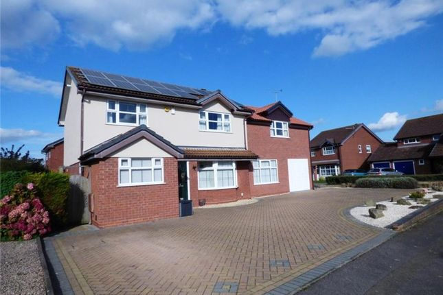 Thumbnail Detached house to rent in Gambier Parry Gardens, Gloucester