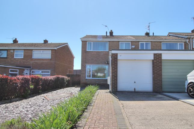 3 bed semi-detached house for sale in Normanby Drive, Connah's Quay, Deeside