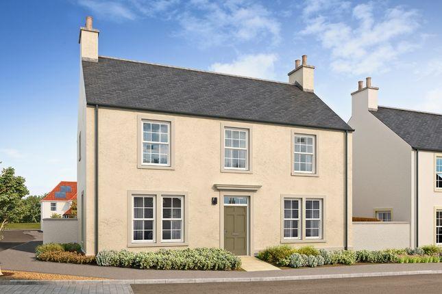 Thumbnail Semi-detached house for sale in Longniddry Farm, Longniddry