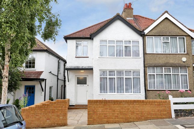 Thumbnail Semi-detached house for sale in Beechmount Avenue, Hanwell