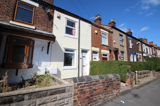 Thumbnail Terraced house to rent in Weston Coyney Road, Stoke-On-Trent