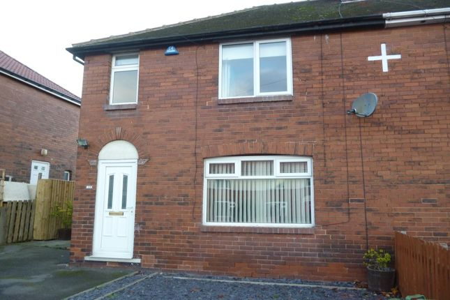 Thumbnail Semi-detached house to rent in The Grove, East Ardsley, Wakefield
