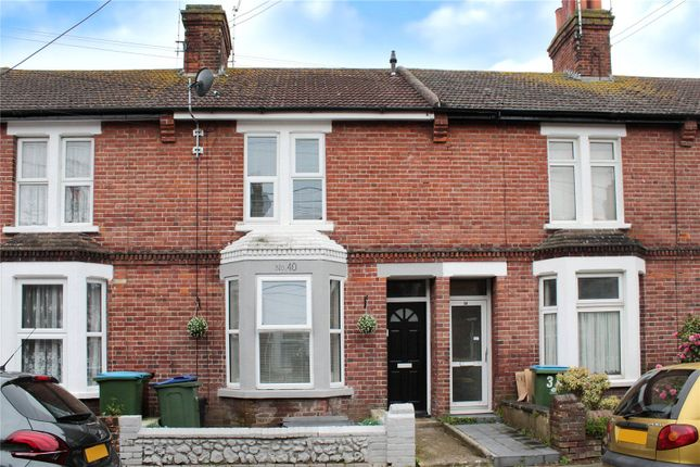 2 bed terraced house to rent in Stanhope Road, Littlehampton BN17