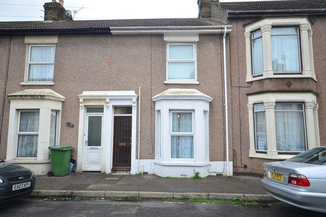Thumbnail Terraced house to rent in Invicta Road, Sheerness