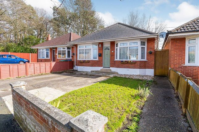 Thumbnail Bungalow for sale in Coxford Road, Southampton, Hampshire