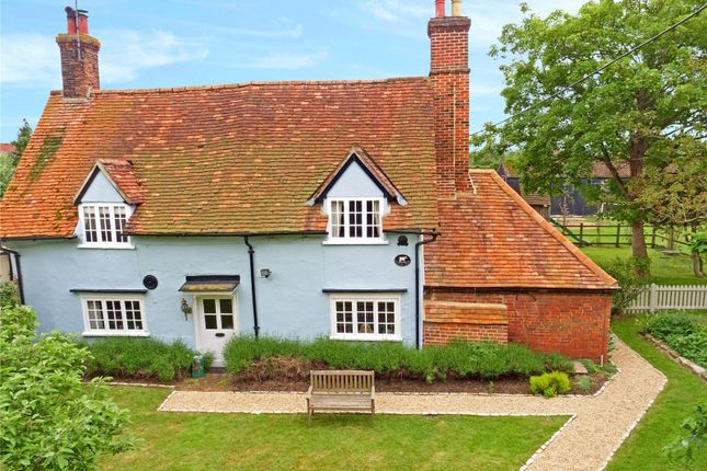 4 bed detached house for sale in High Street, Long Wittenham, Abingdon, Oxfordshire