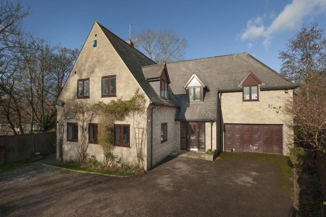 Thumbnail Detached house for sale in Church Road, Trull, Taunton