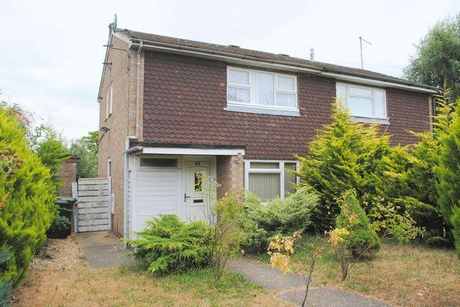 Thumbnail Semi-detached house for sale in Elizabeth Way, Higham Ferrers, Rushden