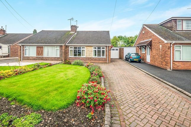 Thumbnail Bungalow for sale in Johnson Avenue, Wednesfield, Wolverhampton
