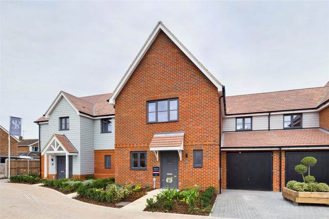 Thumbnail Semi-detached house for sale in Orchard Gardens, Melbourn