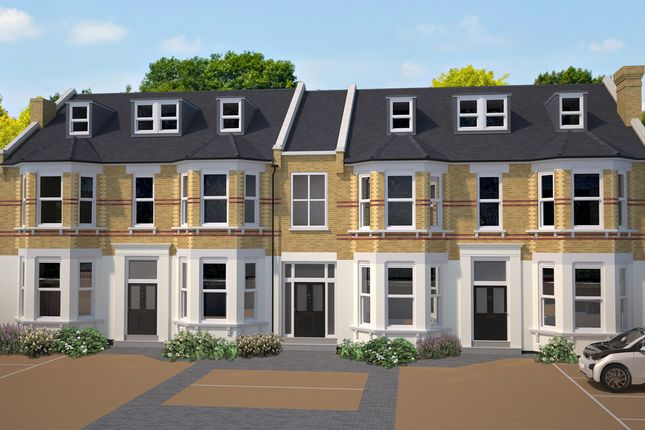 Thumbnail Flat for sale in The Avenue, Berrylands, Surbiton