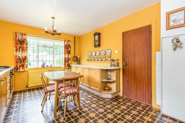 Kitchen of High Path, Easebourne, Midhurst, West Sussex GU29