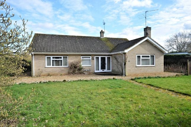 Thumbnail Detached house for sale in Castle Rising Road, South Wootton, King's Lynn