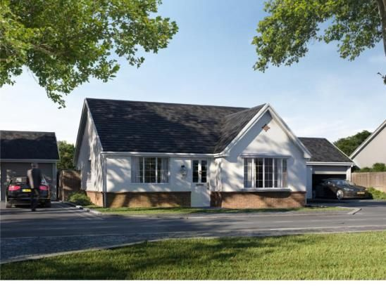 Thumbnail Bungalow for sale in Morgan Court, Llangunnor, Carmarthen