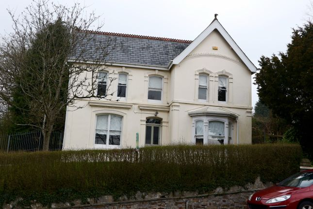 Thumbnail Detached house for sale in Gwaunfarren, Merthyr Tydfil