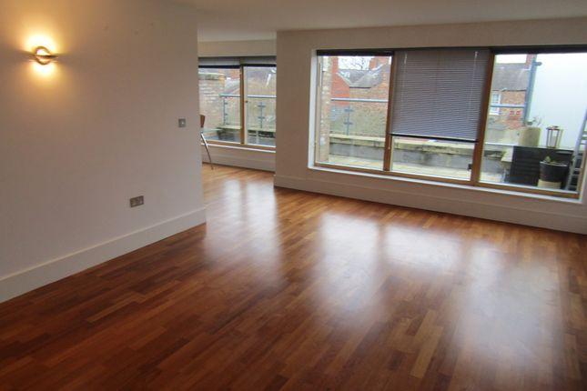 Thumbnail Flat to rent in 80 Alma Terrace, York