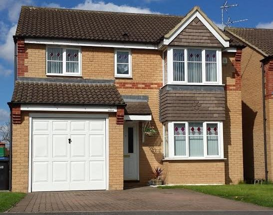 Thumbnail Detached house for sale in Patenson Court, Newton Aycliffe