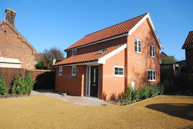 Thumbnail Detached house for sale in Norwich Road, Thetford