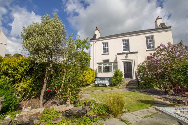 Thumbnail Semi-detached house for sale in Russell Street, Tavistock