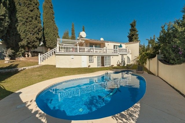4 bed villa for sale in Spain, Málaga, Mijas, Campo Mijas