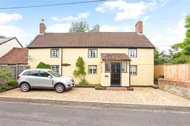 Thumbnail Link-detached house for sale in Crockerton, Warminster, Wiltshire
