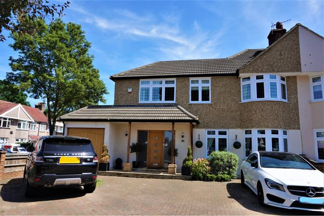 Thumbnail End terrace house for sale in Beverley Avenue, Sidcup