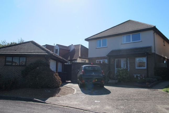 Thumbnail Detached house for sale in Lakeside, Lee-On-The-Solent