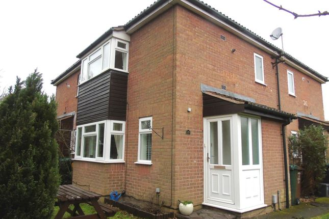 Thumbnail Terraced house to rent in Margaret Close, Abbots Langley