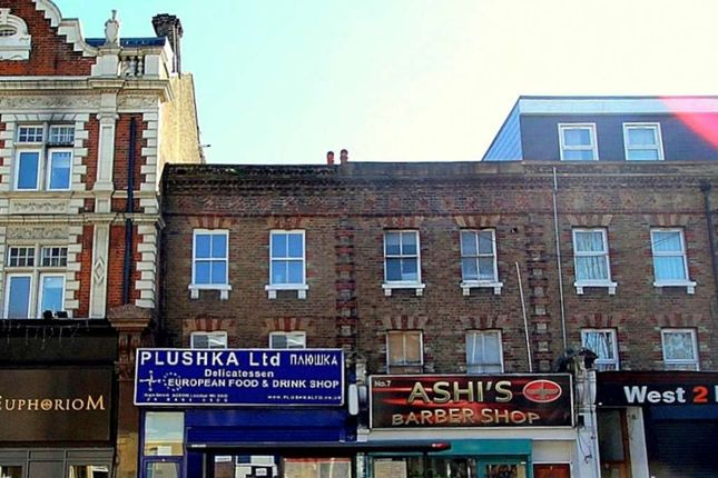 Thumbnail Block of flats for sale in High Street, London