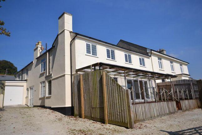 Thumbnail Semi-detached house to rent in St. Anns Chapel, Gunnislake, Cornwall