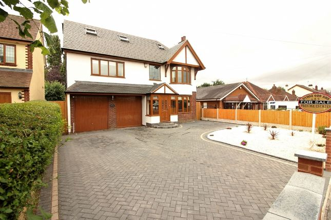 Thumbnail Detached house for sale in Mill Lane, Willenhall