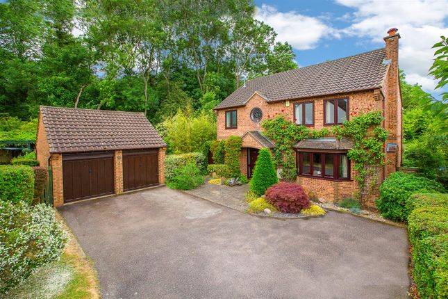 4 bed detached house for sale in Larkwood Close, Kettering
