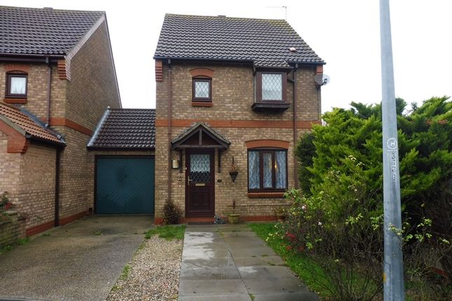 Thumbnail Detached house for sale in Fastnet Way, Caister-On-Sea, Great Yarmouth