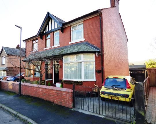 Thumbnail Semi-detached house for sale in Princes Road, Chinley, High Peak, Derbyshire