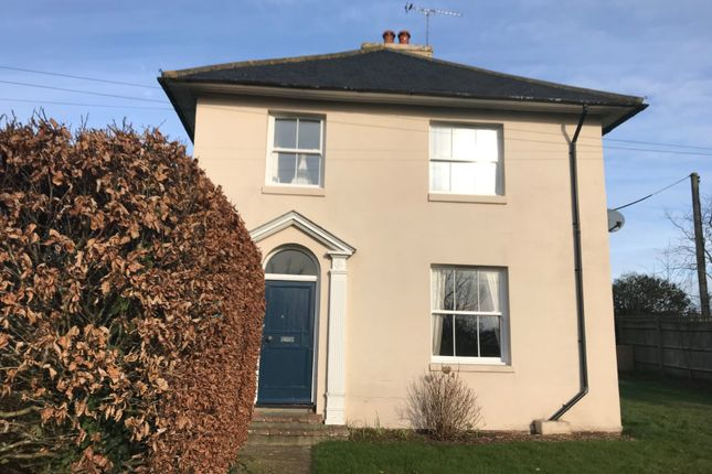 3 bed detached house to rent in The Broyle, Ringmer, Lewes, East Sussex BN8