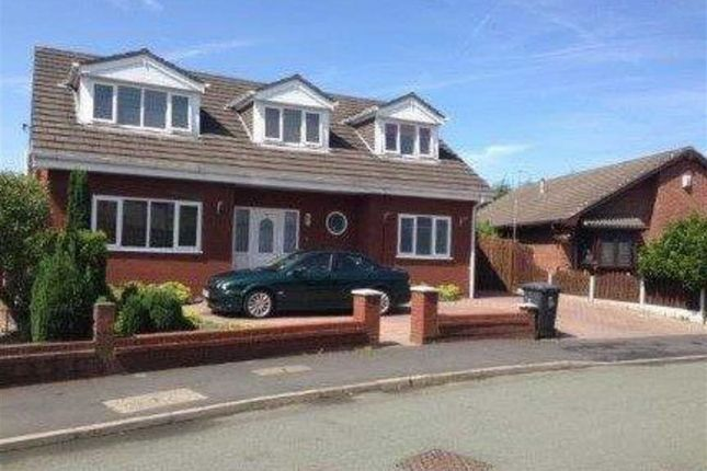 Thumbnail Detached house for sale in Merlewood Drive, Astley, Manchester