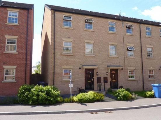 2 bed end terrace house to rent in Towpath Way, Spondon, Derby, Derbyshire DE21